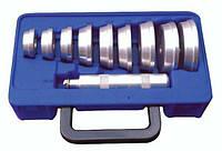 Универсальный набор для ступиц и подшипников 9 насадок ASTA A-260A