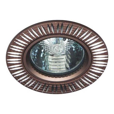 Встраиваемый светильник Feron GS-M369 коричневый, фото 2