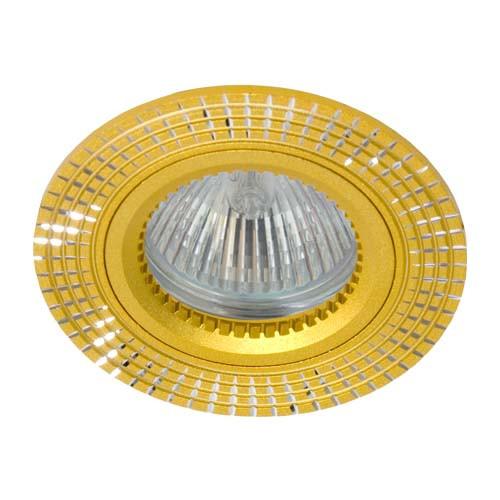 Вбудований світильник Feron GS-M369 золото