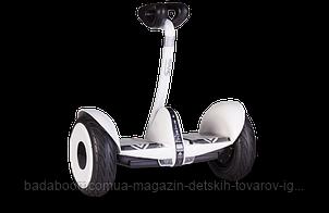 Гироскутер SNS M1Robot mini (54v) - 10,5 дюймов (Music Edition) White (Белый)
