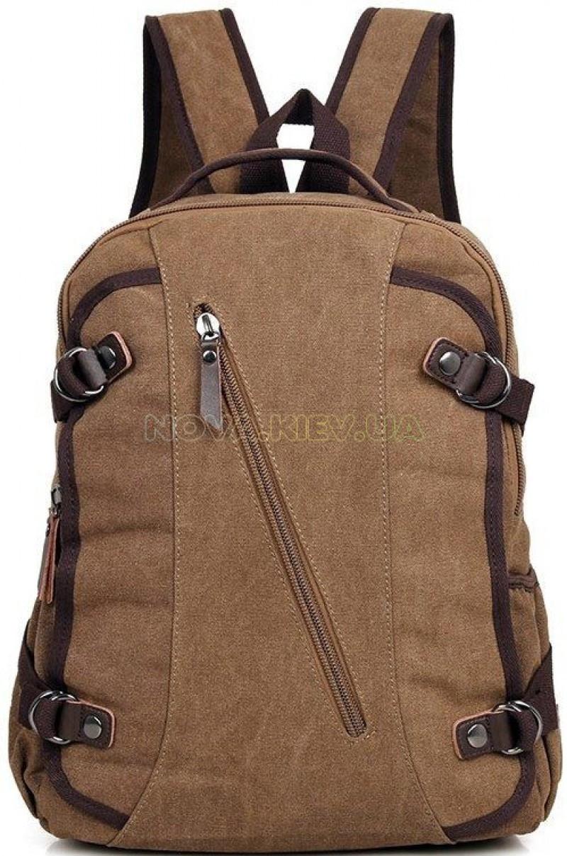 b137ab776902 Рюкзак Vintage 14586 Коричневый — в Категории