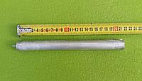 Анод магниевый Италия  Ø21мм / L=210мм / резьба M5*10мм   оригинал, фото 1