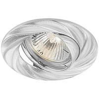 Встраиваемый светильник Feron DL6027 хром