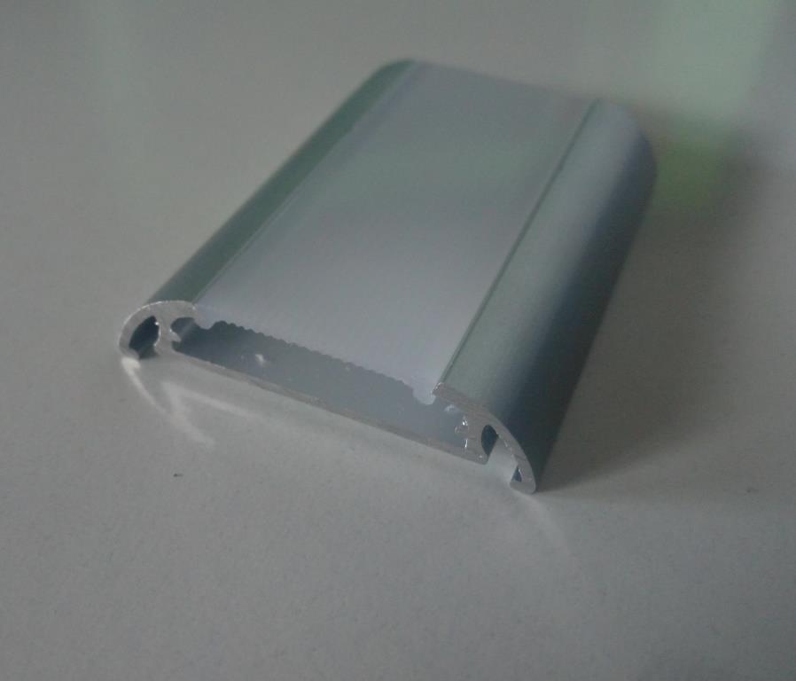 Алюмінієвий LED  профіль для сходів 2 м АЛ-20, фото 1
