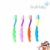Зубная щетка Brush Baby FlossBrush, (от 3-6 лет), фото 1
