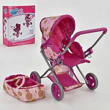 Игрушечная коляска для кукол Fei Li (FL 8184-1)