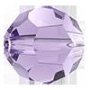 Круглые хрустальные бусины Preciosa (Чехия) 3 мм Violet