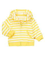 Детская махровая кофта для девочки  6-12, 12-18 месяцев