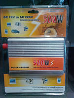 Інвертор UKC 12 – 220V 500Вт