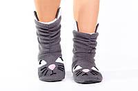 Тапочки сапожки Котики Размер 18 - 45