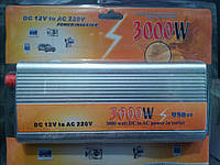 Інвертор UKC 12 – 220V 3000Вт