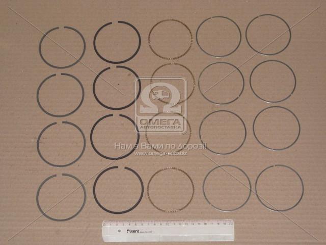 Кольца поршневые к-кт/STD SPECTRA(SD) 00-04 (пр-во PMC-ESSENCE), HCIB-098S