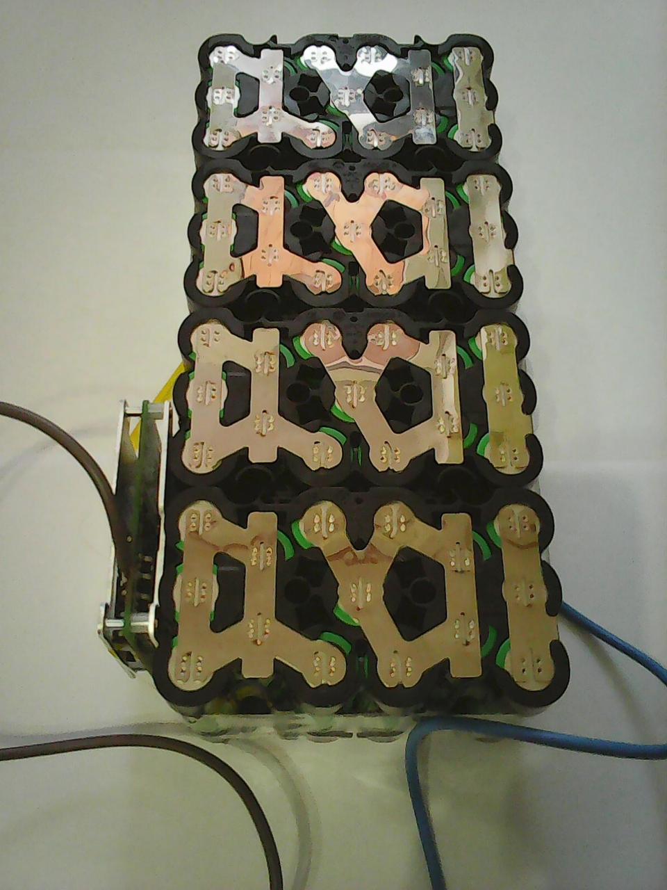 Літієвий акумулятор для електровелосипеда 36В 18Ач