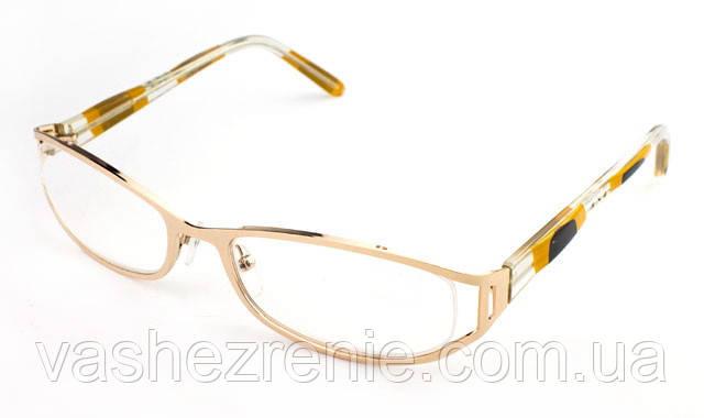 Очки женские для зрения с диоптриями +/- Код:267