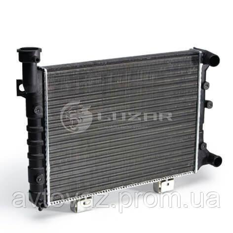 Радіатор охолодження ВАЗ 21073 алюмінієвий (LRc 01073) ЛУЗАР