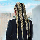 Канекалон блонд коса, фото 4