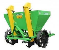 Картофелесажлки для тракторов