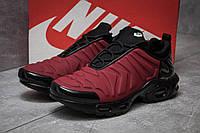 Кроссовки мужские Nike Tn Air, бордовые (14605),  [  41 (последняя пара)  ]