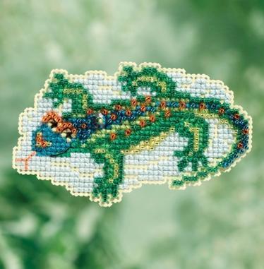 Набір для вишивки Lizard Mill Hill