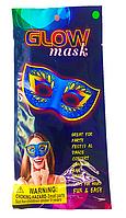 Игрушка неоновая Маска Маскарад №1 Glow Mask, 100*200 мм