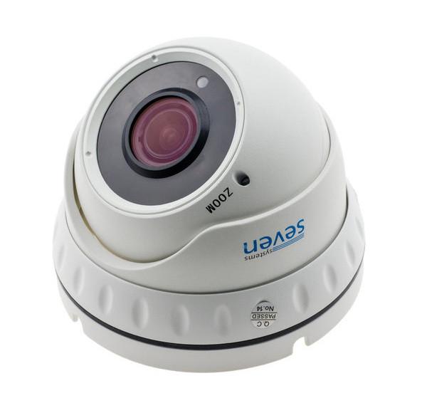 2 Мп купольна IP-відеокамера SEVEN IP-7232