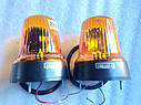 Маяк проблисковий помаранчевий Дон-1500, фото 3