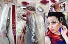 🌈 Цветные пряди как у Ники (Школа) волос на заколках, фото 2