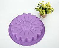 Силиконовая форма для выпечки тортов и кексов YH-308 арт. 822-15A-10, фото 1