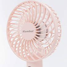USB вентилятор Mamibot 2500mAh аккумуляторный, фото 2