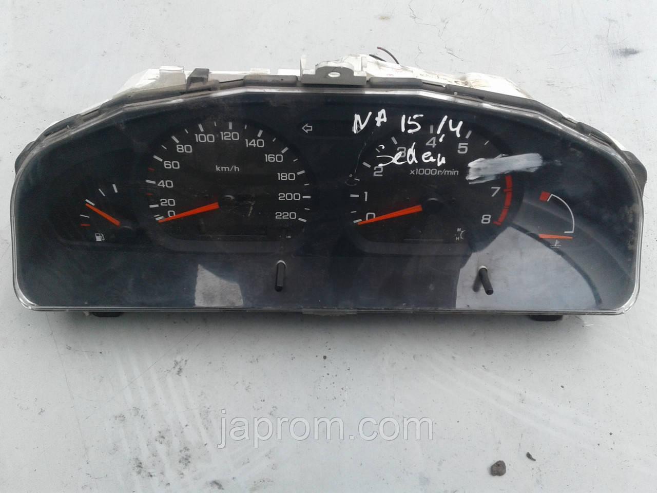 Панель щиток приборов Nissan Almera N15 1995-2000г.в. 2N362 GF
