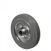 """Колесо без кронштейна серия 21 """"Norma"""",роликовый подшипник,диаметр-125мм"""