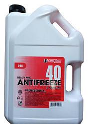 Антифриз (красный) (-24°С) 10 литров (Канистра 9,5кг)