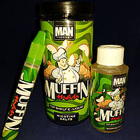 Muffin Man 3mg 100ml