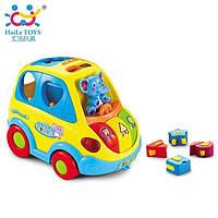 """Игрушка Huile Toys """"Умный автобус"""" (896), фото 1"""