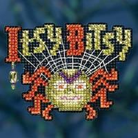 Набор для вышивки крестиком Bitsy Spider Mill Hill