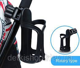 Підстаканник для дитячої коляски (psblack0004)