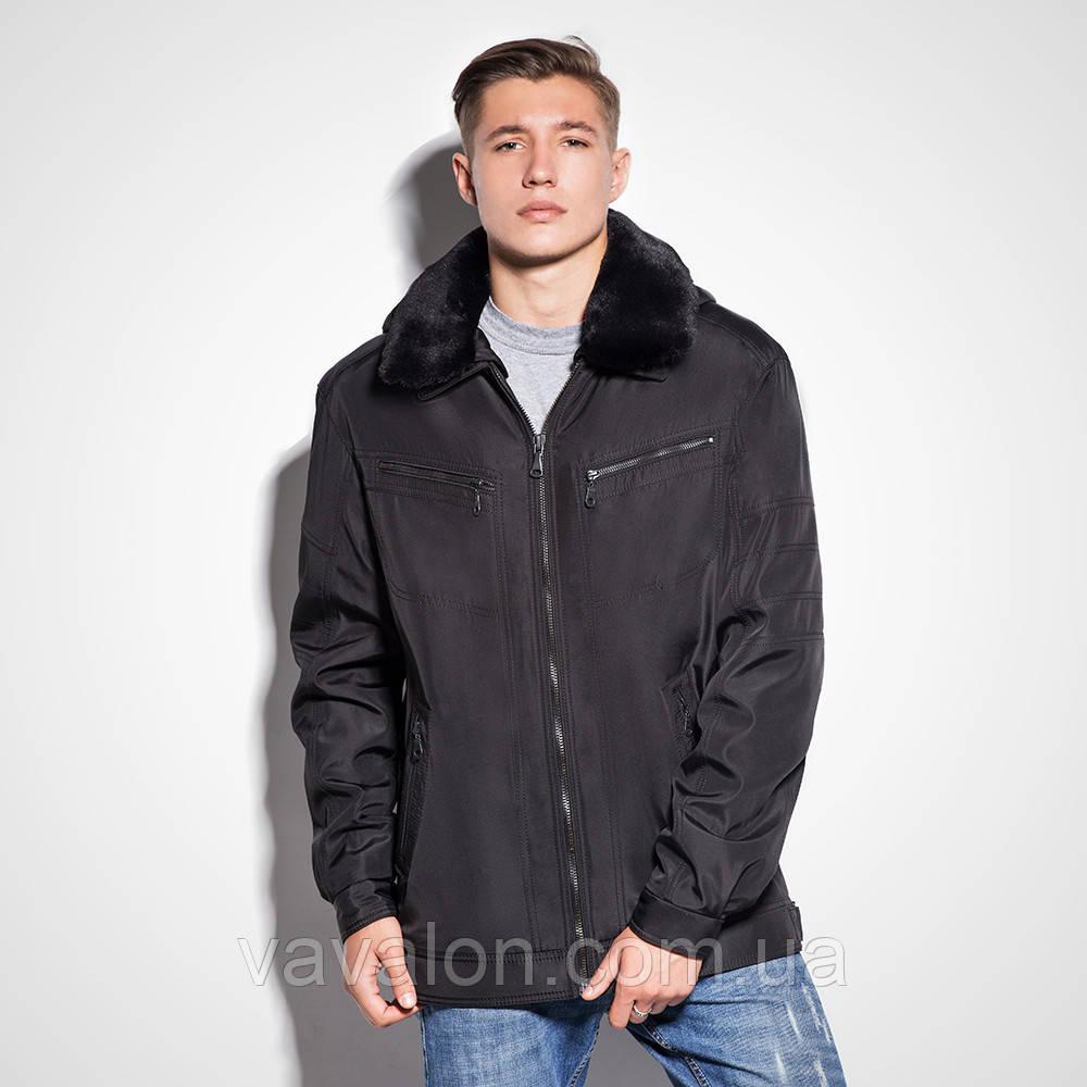Куртка  мужская зимняя с капюшоном.