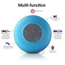Водонепроницаемая Bluetooth колонка BoNBoN для душа, фото 2