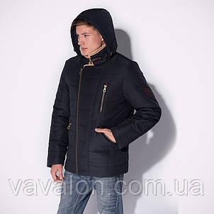Стильная зимняя мужская куртка, фото 2