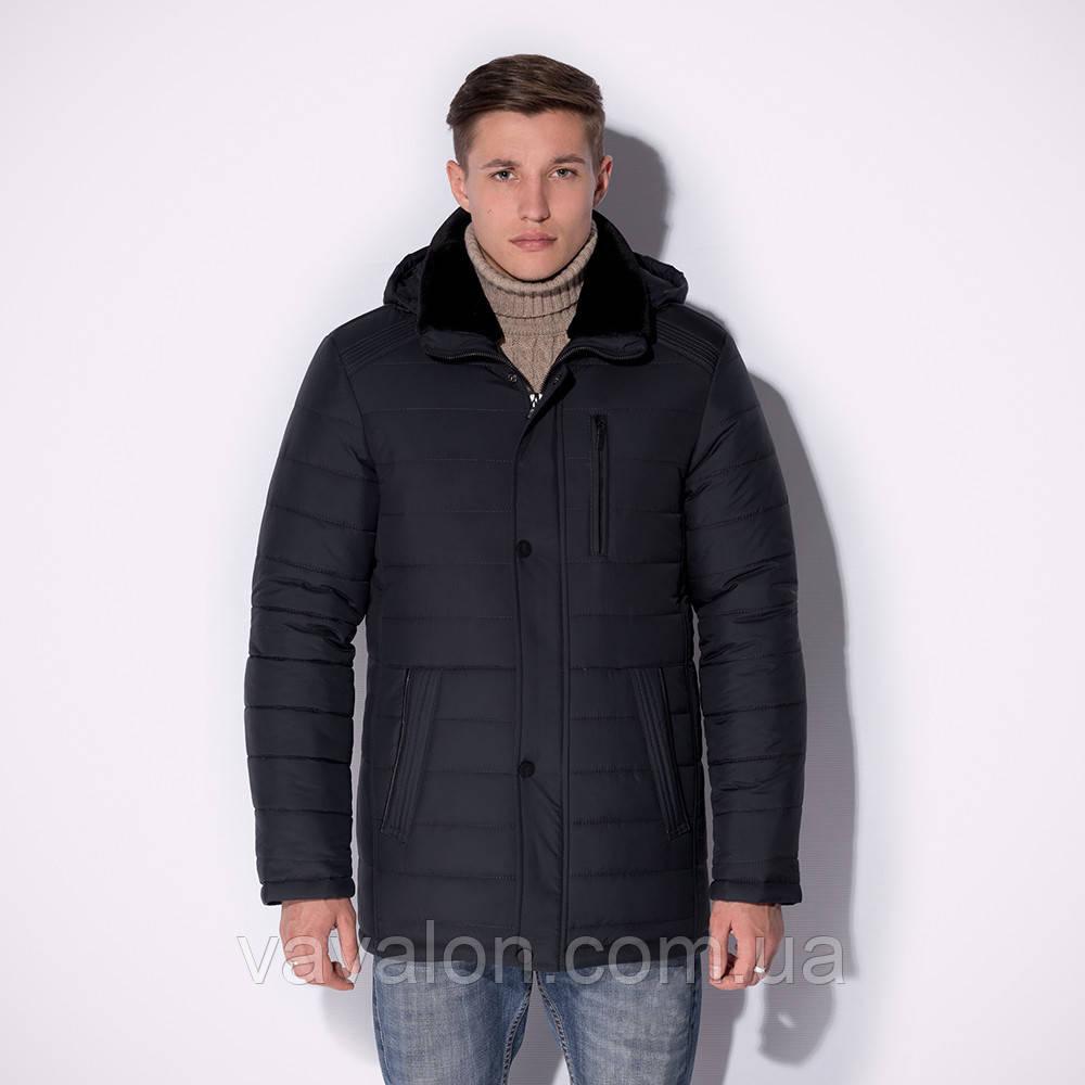 Зимняя классическая куртка
