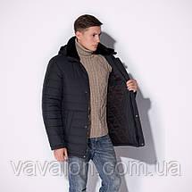 Зимняя классическая куртка, фото 3