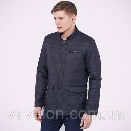 Классическая демисезонная куртка, фото 2