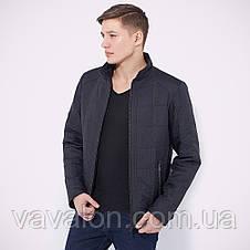 Демисезонная укороченная куртка, фото 3