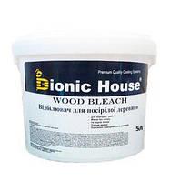 Отбеливатель для древесины, без хлора (Bionic House Wood bleach) 10 л