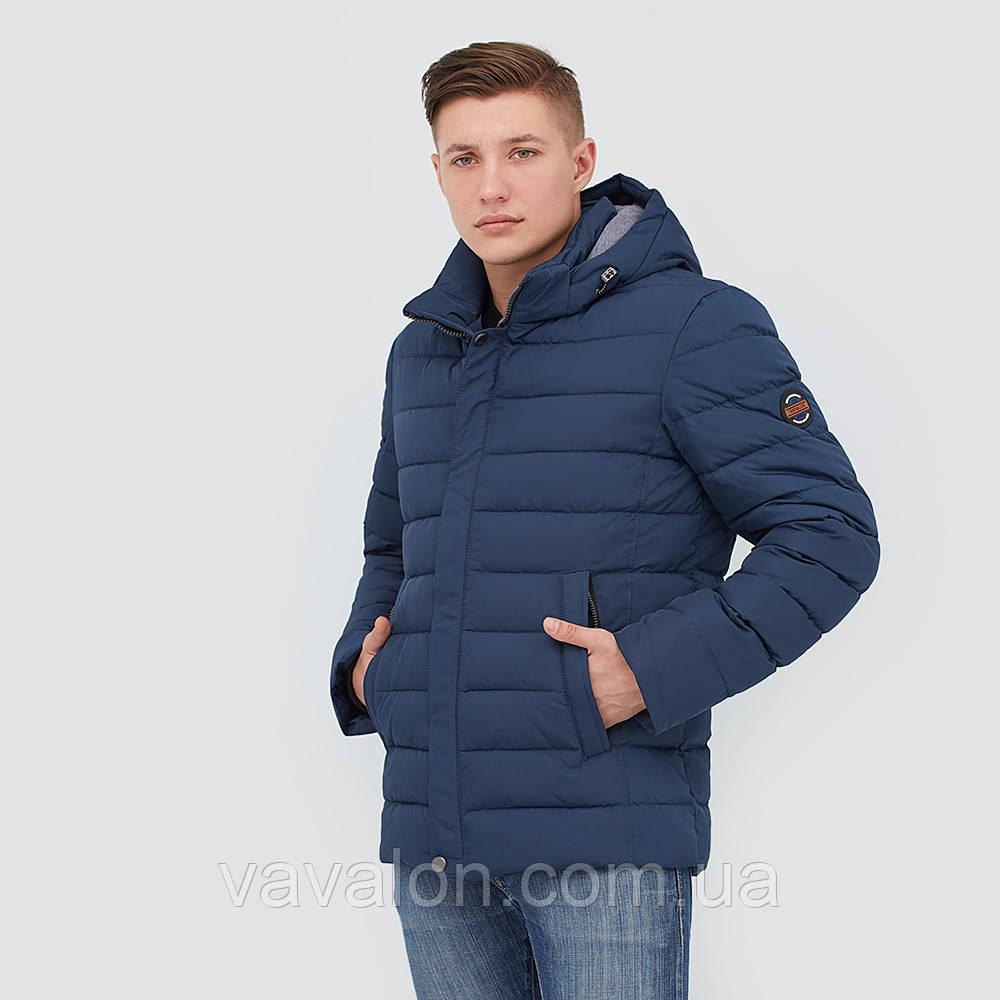 Зимняя мужская куртка Vavalon KZ-P247 ink-blue