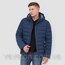 Зимняя мужская куртка Vavalon KZ-P247 ink-blue, фото 2