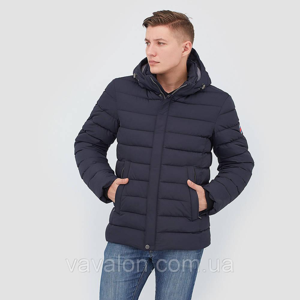 Зимняя мужская куртка Vavalon KZ-P247 navy
