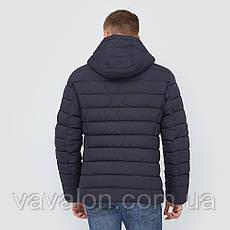 Зимняя мужская куртка Vavalon KZ-P247 navy, фото 2