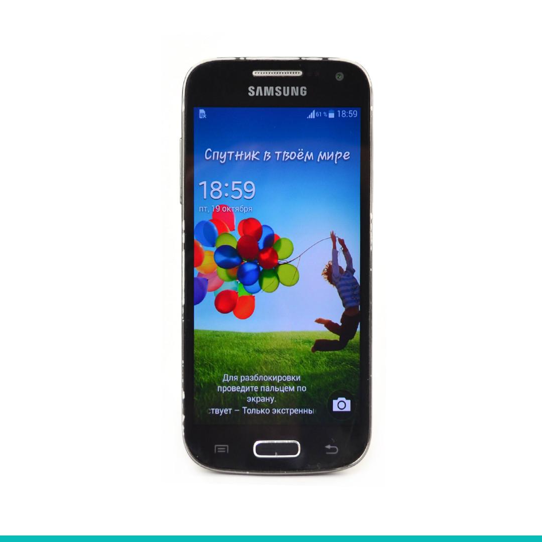 Смартфон Samsung Galaxy S4 Mini Duos I9192 16Gb 2014 Б/у