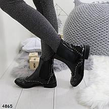 Ботинки с заклепками, фото 2